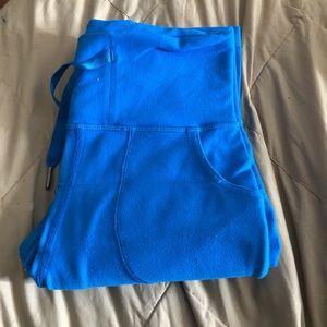 GUC Lululemon Blue Skinny Will Pants Blue Size 4